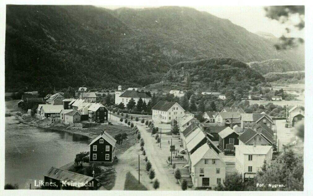 Kvinesdal kommune, Vest-Agder, Norway